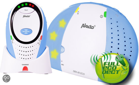 Alecto DBX-85 - Babyfoon