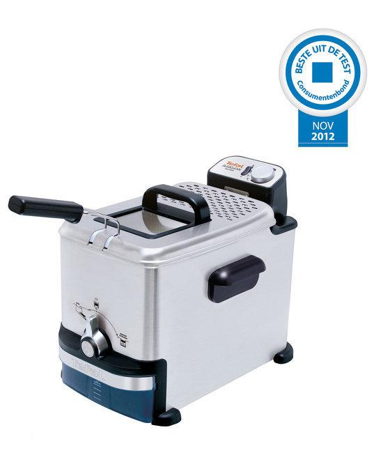how to clean t-fal ez clean compact deep fryer