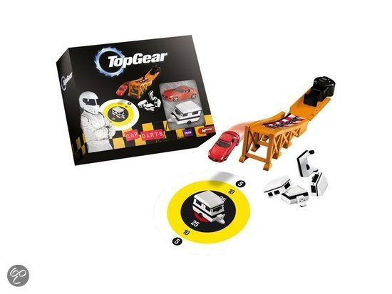 Top Gear Car Darts Top Gear Car Darts