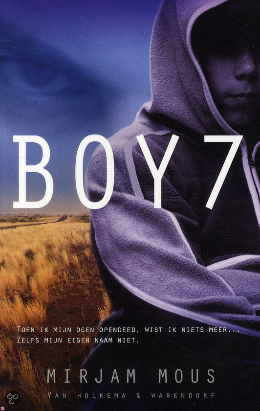 Boy 7 cover
