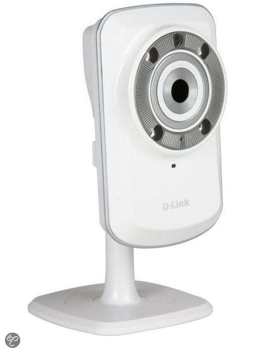 D-Link Securicam DCS-932L/E - Wireless IP Camera