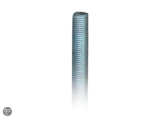 Kelfort draadeind gegalvaniseerd - kwaliteit 8.8 - voor constructietoepassingen - lengte 1 meter - draaddikte 14 mm