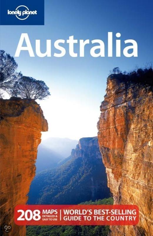 Lonely Planet Australia Купить