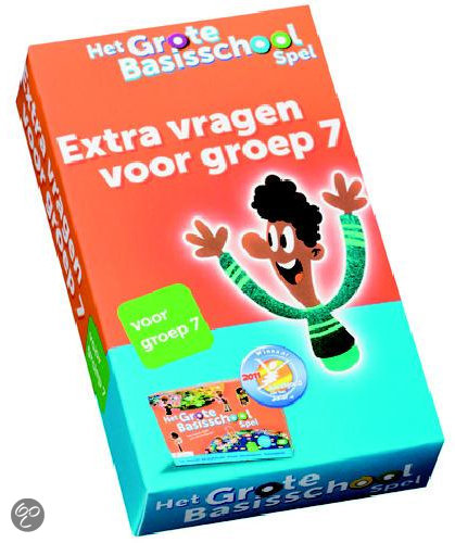 Het Grote Basisschool Spel voor Groep 7