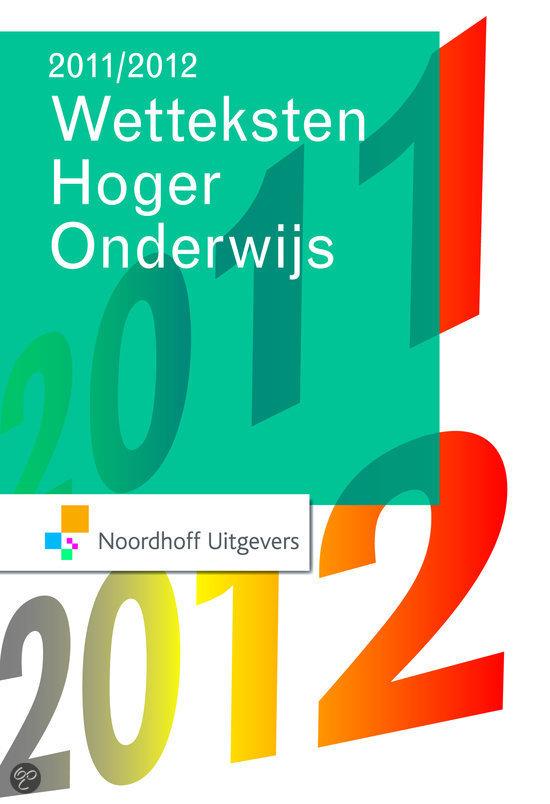 Wetteksten / 2011-2012
