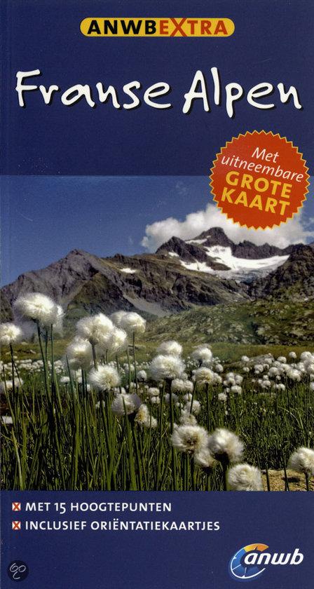 ANWB Extra Franse Alpen