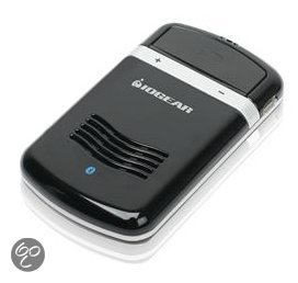 Iogear Solar Bluetooth Hands-Free Car Kit - Multi-Language Version
