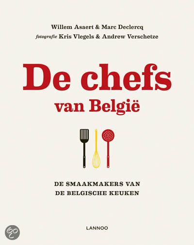 De chefs van Belgie