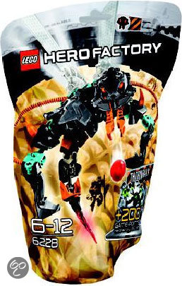 LEGO Hero Factory Thornraxx - 6228