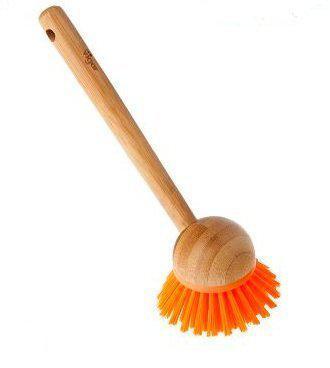 Vigar - Afwasborstel - Oranje