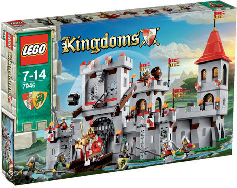 LEGO Kingdoms Koningskasteel - 7946 in Froombosch