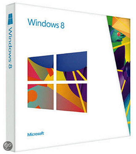 Win 8 64Bit Dutch 1pk DSP OEI DVD