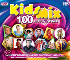 Kids Mix: 100 Hits In De Mix