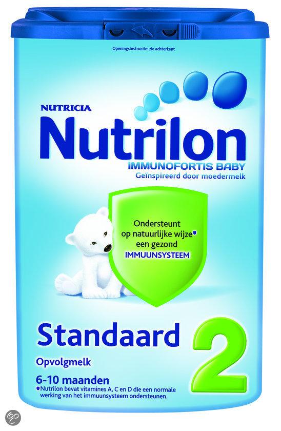 Nutrilon Standaard 2 - Opvolgvoeding - 900 gram