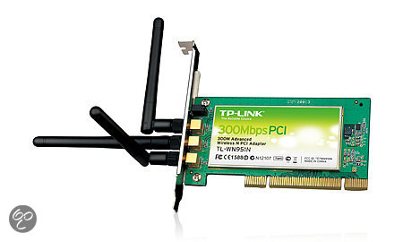 TP-LINK TL-WN951 N 300 M Wireless PCI Adapter