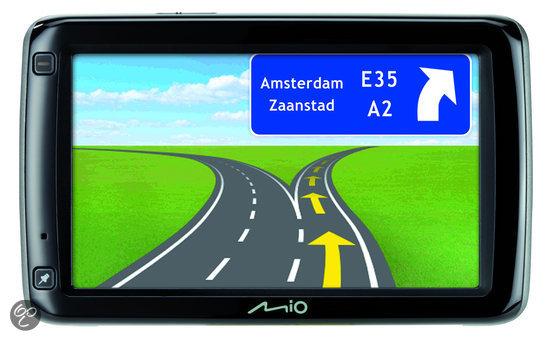 Mio Spirit 686 LIVE TMC - Europa - 44 landen - Lifetime kaart updates