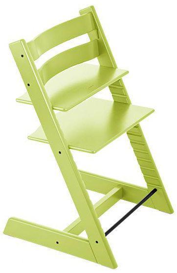 stokke tripp trapp kinderstoel groen. Black Bedroom Furniture Sets. Home Design Ideas