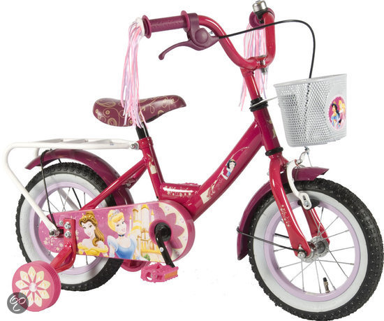 Disney Princess 12 inch Kinderfiets