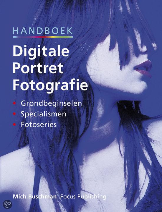 Digitale Portretfotografie handboek