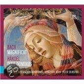 Magnificat/Dixit Dominus