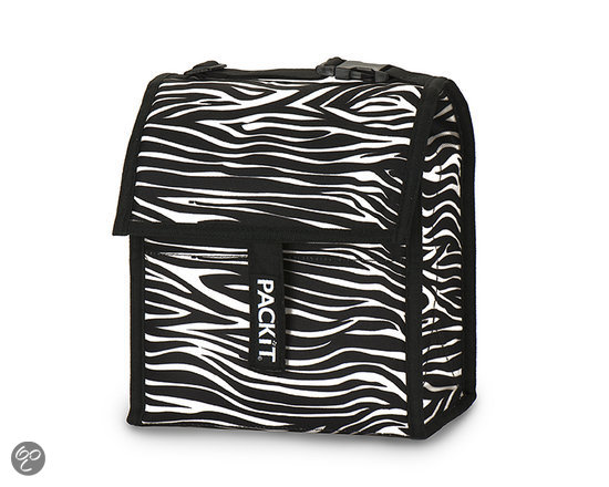 Pack It Lunch Tas - Personal Cooler - Zwart