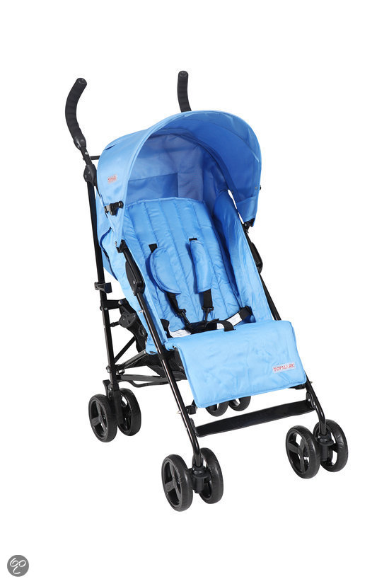 Top Mark - Aluminium Buggy - Blauw