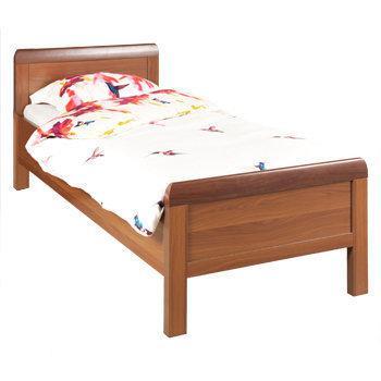 Beddenreus bed pieter exclusief matras 90x200 cm for Afmeting ledikant matras