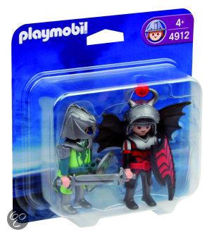 Playmobil Duo Pack Drakenridders - 4912