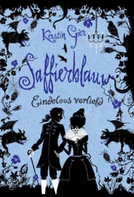Saffierblauw - Eindeloos verliefd