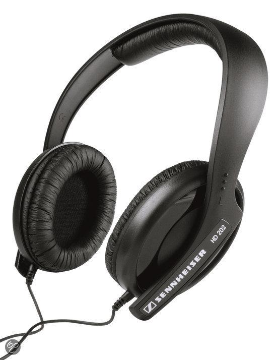 Sennheiser HD 202 II - Koptelefoon