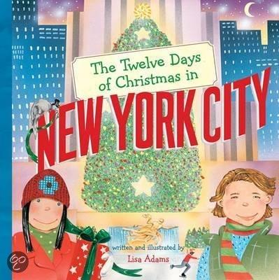 Bol Com The Twelve Days Of Christmas In New York City Lisa Adams
