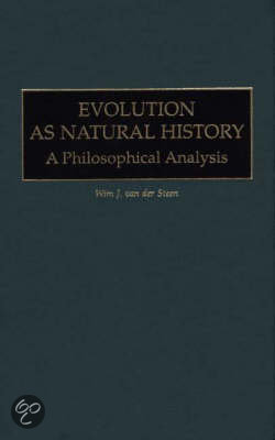 Evolution as Natural History