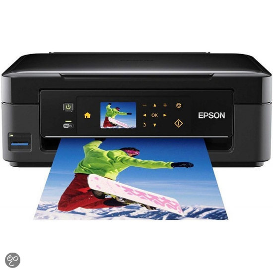 Epson Expression Home XP-405 - Zwart