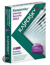 Kaspersky, Internet Security Personal 2012 RB (3 PC) Benelux