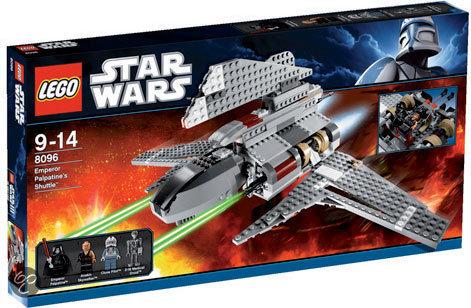Lego star wars emperor palpatine 39 s shuttle - Vaisseau de dark vador ...