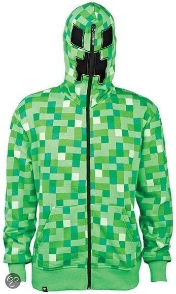Creeper Premium Zip-up hoodie, dit is een Universal officieel