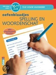 Spelling en woordenschat