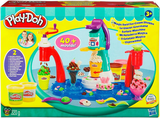 Play-Doh IJsmachine