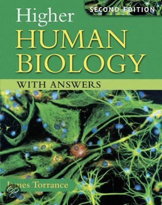 Higher human biology essay questions