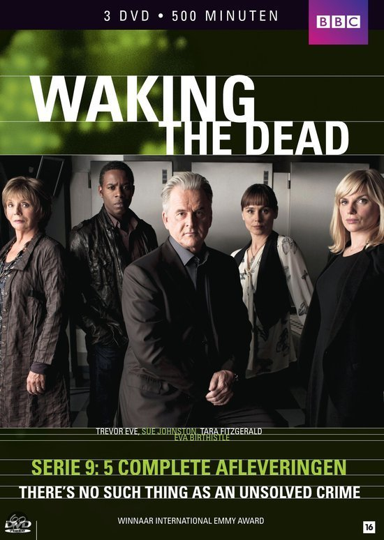 Waking The Dead - Serie 9