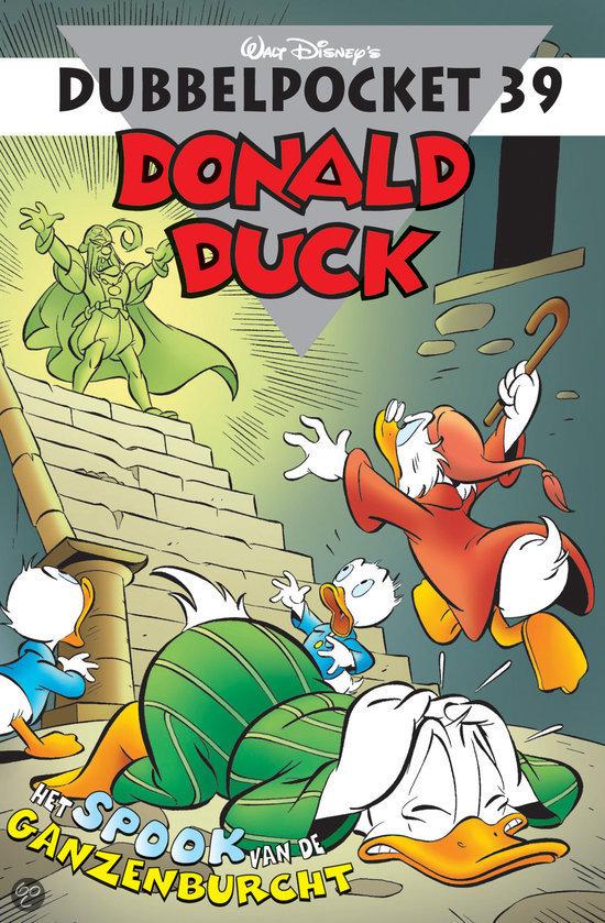 Donald Duck Dubbelpocket / 39 Het spook van de ganzenburcht