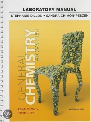bol com laboratory manual for general chemistry  john e Organic Chemistry Lab General Chemistry Lab