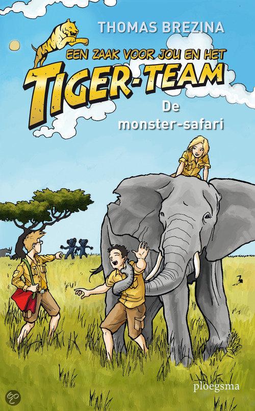 De Monster-Safari