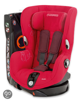maxi cosi axiss autostoel intense red baby. Black Bedroom Furniture Sets. Home Design Ideas