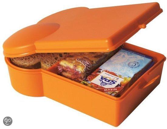 pt, Lunchbox Sandwich - Oranje