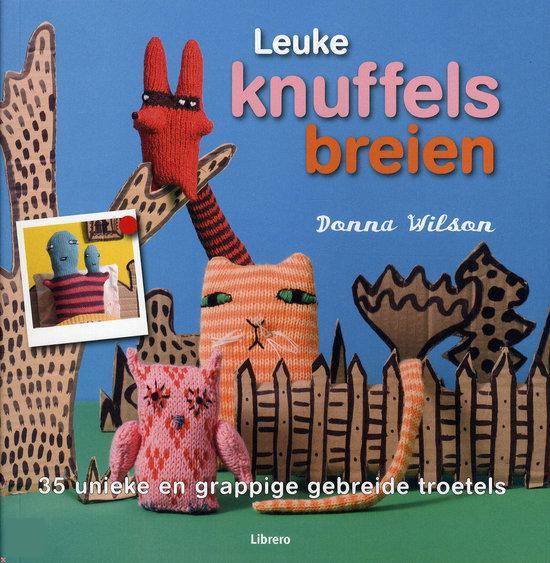 bol.com : Leuke Knuffels Breien, Donna Wilson : 9789089980908 : Boeken