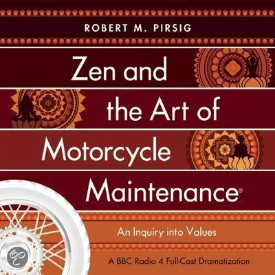 of motorcycle maintenance essay