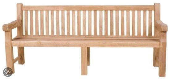 bol com   Brighton furniture Tuinbank Parkbank Teak 250 cm