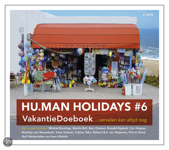 Human Holidays Vakantie Doeboek 6