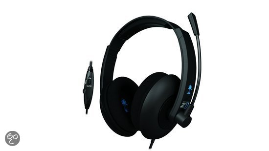 Turtle Beach Z11 Wired Stereo Gaming Headset - Zwart (PC + Mac)